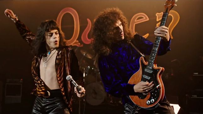 QUEEN - First Full Teaser Trailer For Bohemian Rhapsody Film Now Streaming