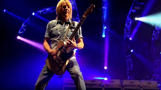 "Late STATUS QUO Guitarist RICK PARFITT - ""Everybody Knows How To Fly"" Song Stream Available"