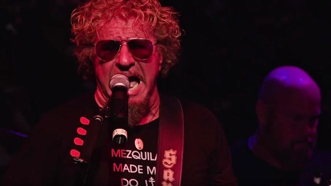 SAMMY HAGAR Closes El Paseo Restaurant In Mill Valley To Concentrate On Music, Performances, TV Series
