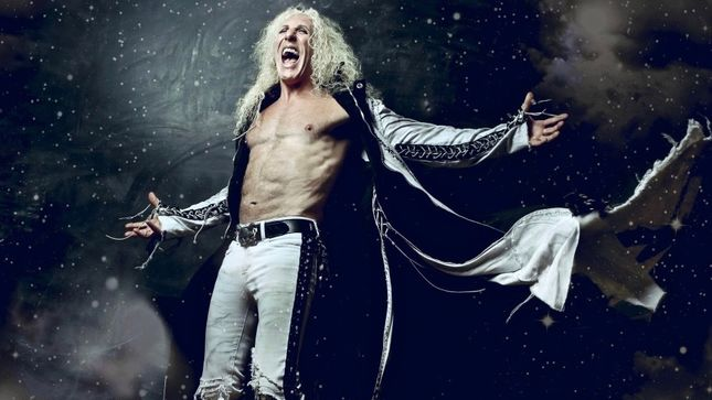 DEE SNIDER To Release For The Love Of Metal Album On July 27th; Artwork, Tracklisting Revealed; Video Message Streaming