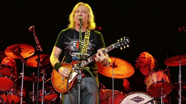 JOE WALSH - The Smoker You Drink 45th, But Seriously Folks 40th Anniversaries Celebrated On InTheStudio; Audio Interview