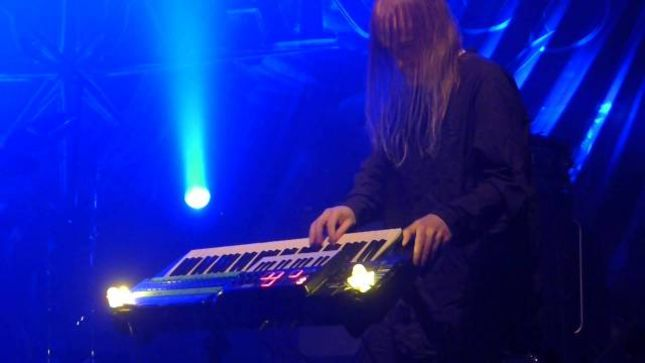 "STRATOVARIUS Keyboardist JENS JOHANSSON Talks Joining RITCHIE BLACKMORE'S RAINBOW - ""I Was Extremely Happy When They Contacted Me"""