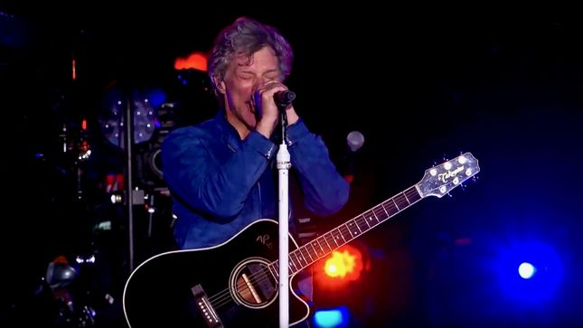 BON JOVI Enters Pollstar Global Concert Pulse Chart