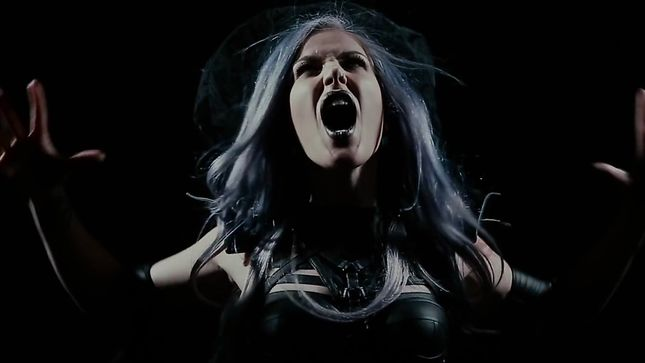 "ANGRA To Release ""Black Widow's Web"" Music Video Featuring SANDY & ALISSA WHITE-GLUZ; Teaser Streaming"