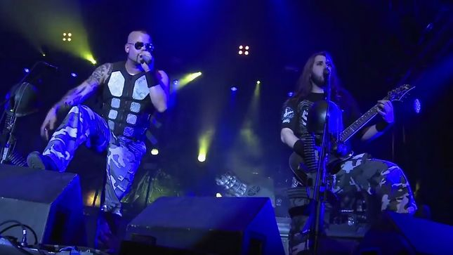 "SABATON Performs ""Carolus Rex"" Live At Sabaton Open Air 2015; Pro-Shot Video"