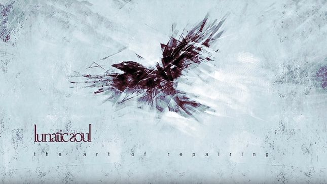 "LUNATIC SOUL Streaming New Song ""The Art Of Repairing"""