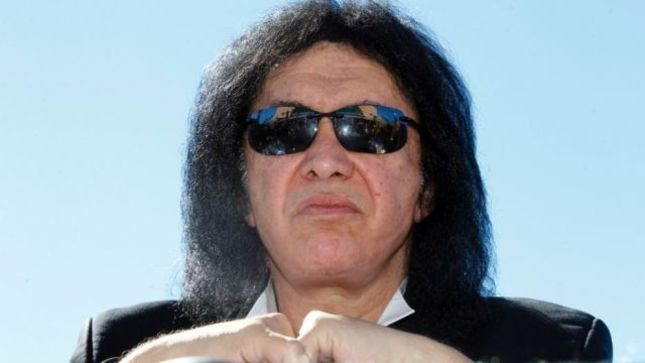 "GENE SIMMONS Talks Changing His Mind About Use Of Medicinal Cannabis - ""I Would Like To Admit That I Was Judgmental, Arrogant And Uninformed"" (Video)"