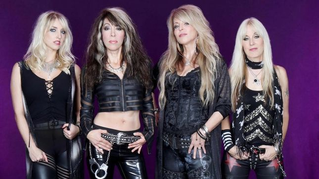 "VIXEN Streaming ""Edge Of A Broken Heart"" (2018 Acoustic / Studio Version); Audio"
