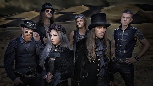 "DARK SARAH Release ""Sky Sailing"" Music Video"