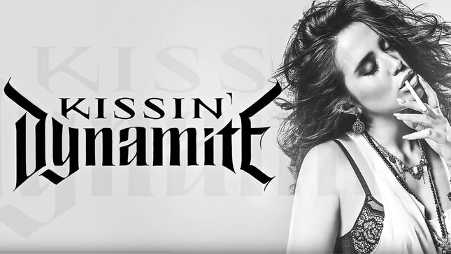 "KISSIN' DYNAMITE Streaming New Song ""You're Not Alone"""