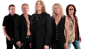 "DEF LEPPARD Premiers New Lyric Video For ""Animal"""
