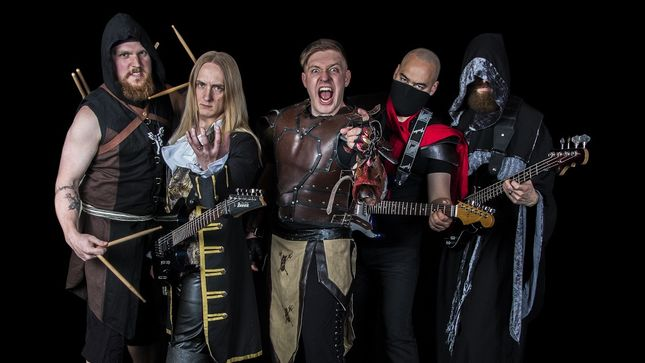 "LORDS OF THE TRIDENT Offer Free Track Download ""Death Dealer"""