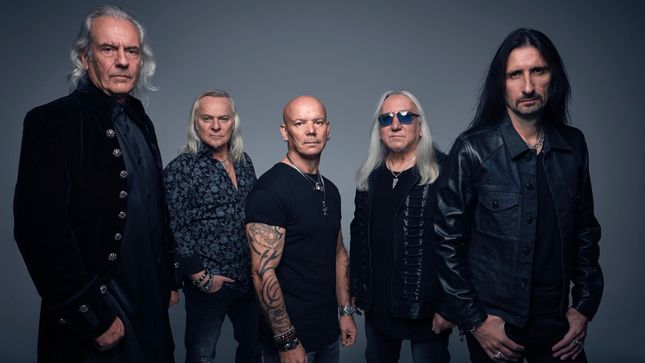 Uriah Heep S Mick Box Recalls Recording Easy Livin It Was One Of Those Throwaway Songs In The Studio Bravewords