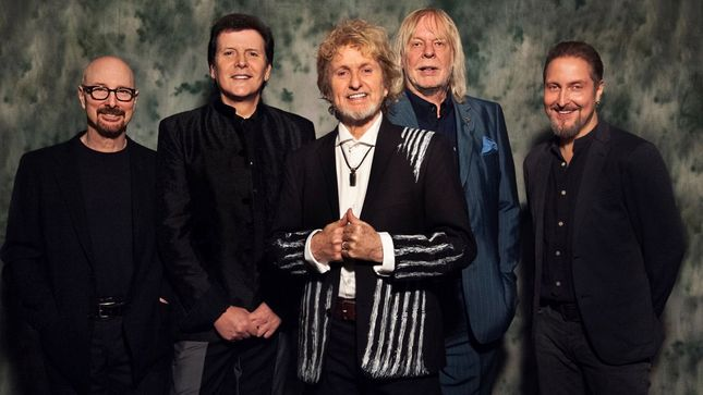 "JON ANDERSON Talks YES 50th Anniversary Tour, Relationship With STEVE HOWE-Led Incarnation Of The Band - ""They've Been Really Cool About It; It`s Never Been A Problem"""
