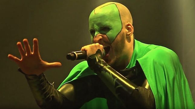 GRAILKNIGHTS Live At Wacken Open Air 2015; Pro-Shot Video Of Full Set Streaming