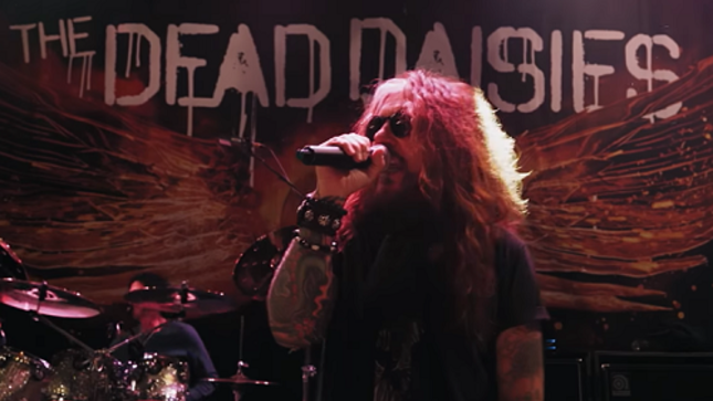 THE DEAD DAISIES - Rock The Planet Video Documentary Now Streaming