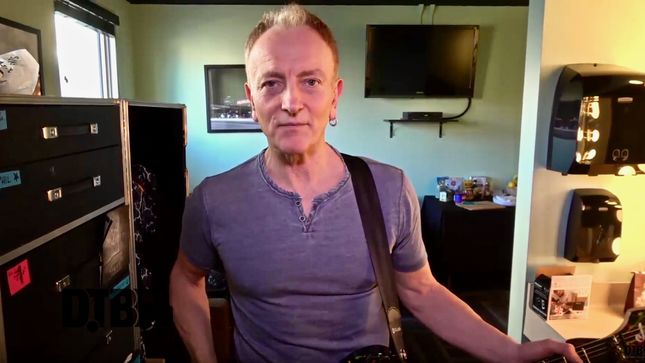 "DEF LEPPARD Guitarist PHIL COLLEN Discusses His First Concert Experience, DEEP PURPLE - ""It Blew My Mind""; Video"