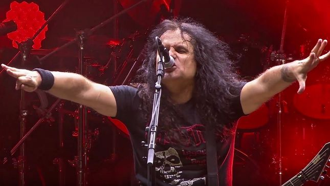 "KREATOR To Film London Concert; ""Something Very Special In The Works,"" Says The Band"