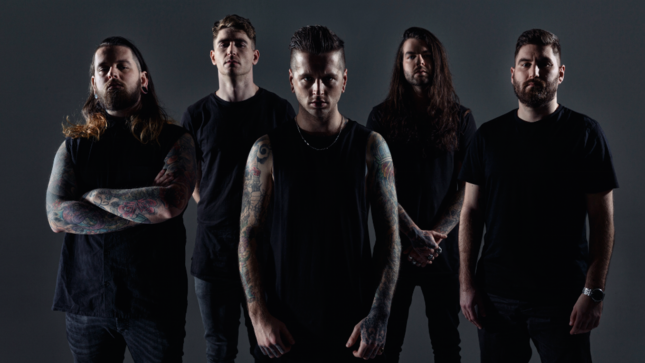 BURY TOMORROW Signs With Music For Nations; Black Flame Album Due In July; Music Videos Streaming