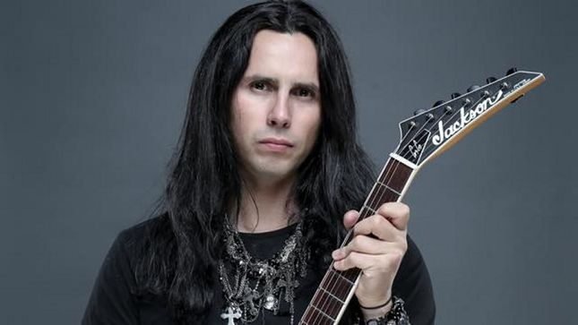 "GUS G. On Getting His First Audition With OZZY OSBOURNE - ""It Was Crazy, I Couldn't Sleep For Three Days""; Audio"