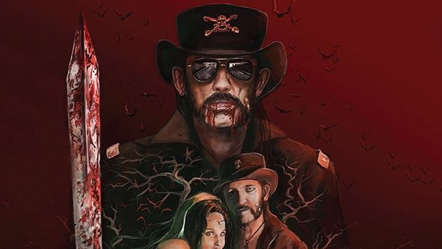 Sunset Society - Rock 'N' Roll Horror Film Featuring MOTÖRHEAD's Lemmy Kilmister, L.A. GUNS' Tracii Guns, GUNS N' ROSES' Dizzy Reed To Hit Theaters July 6th