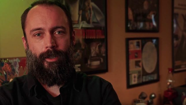 "CLUTCH Release New Book Of Bad Decisions Album Trailer - ""I Get Emotionally Invested In Lyrics,"" Says NEIL FALLON (Video)"