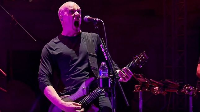 "DEVIN TOWNSEND PROJECT Launches ""Regulator"" Video From Ocean Machine - Live At The Ancient Roman Theatre Plovdiv"