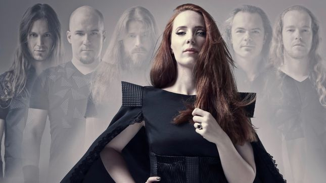 "EPICA Streaming ""If Inside These Walls Was A House"" From Epica Vs. Attack On Titan EP; Track Video"