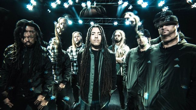 NONPOINT Announce Late Summer Headline Tour With HE IS LEGEND
