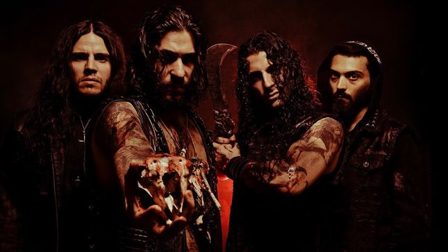 LUCIFER'S CHILD Featuring ROTTING CHRIST, NIGHTFALL, CHAOSTAR Members Sign With Agonia Records
