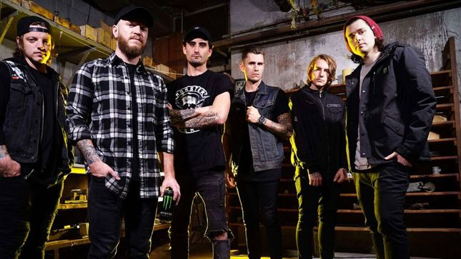 """WE CAME AS ROMANS Release """"Vultures With Clipped Wings"""" Music Video"""