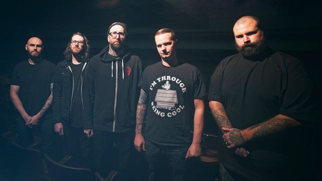 THE ACACIA STRAIN Release Splatter Vinyl Edition Of Continent Album