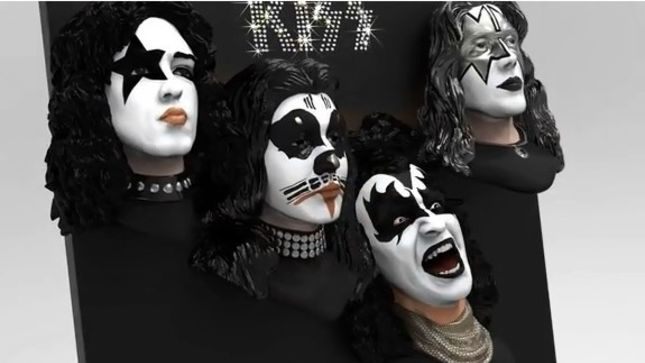 KISS – Debut Album, Destroyer 3D Vinyl Available For Preorder