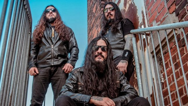 KRISIUN - Scourge Of The Enthroned Unboxing Video Streaming
