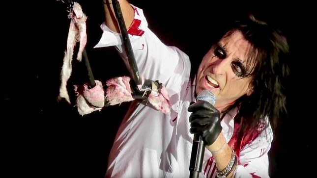 ALICE COOPER Streaming