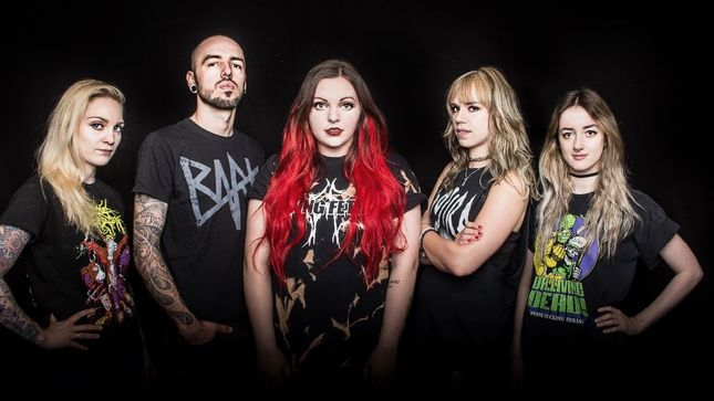 SISTERS OF SUFFOCATION Debut Official Music Video For