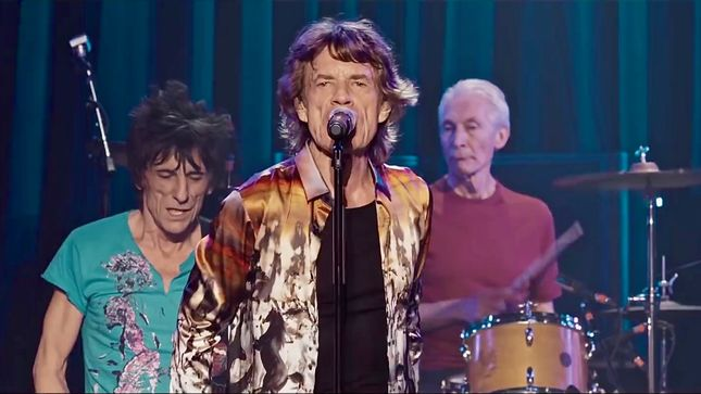 THE ROLLING STONES Announce Lone Canadian Date On No Filter Tour