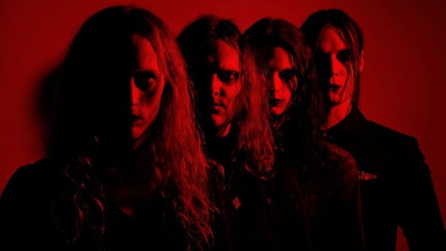 "TRIBULATION Streaming New Single ""Nightbound"""