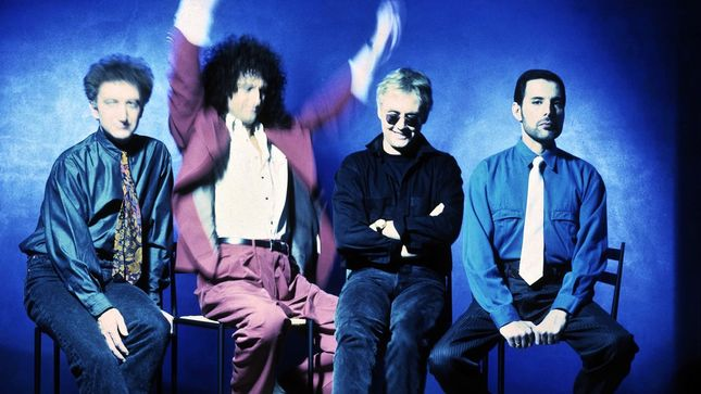 QUEEN Release Karaoke-Style Lyric Video For