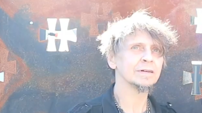 "EYEHATEGOD - Vocalist MIKE IX WILLIAMS Explains Guitarist BRIAN PATTON's Absence - ""He Quit, Because He Has A New Baby"""