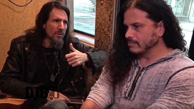 SONS OF APOLLO Featured In New Dream Tour Episode; Video
