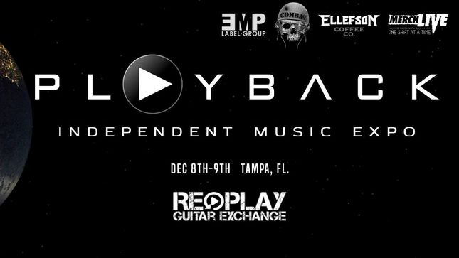"Playback Music Expo Brings ""Educational Rock Circus"" To Tampa - Featuring Members Of MEGADETH, GUNS N' ROSES, AUTOGRAPH, Producers For OZZY OSBOURNE, KORN, MÖTLEY CRÜE, ALICE IN CHAINS"