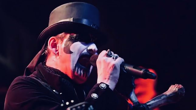 KING DIAMOND - Picture Disc LP Reissues Of Abigail II: The Revenge, House Of God, and Voodoo Albums Due In August