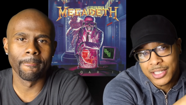 "MEGADETH - Lost In Vegas Reacts To ""Hangar 18"" - ""Right Off The Bat, Intense"""