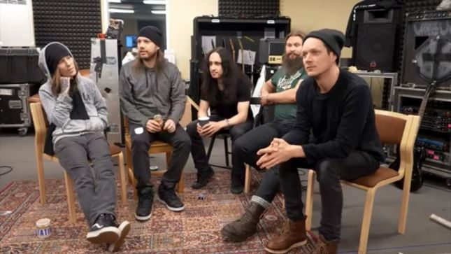 "CHILDREN OF BODOM - New Album Due To Be Released In 2019; ""It's Mixed, It's Mastered, And Now We Are Getting The Artwork Done"" (Video)"