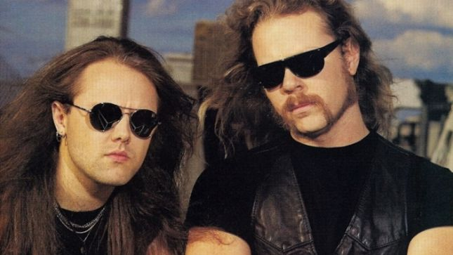 "LARS ULRICH Talks Meeting JAMES HETFIELD And Birth Of METALLICA In Polar Music Prize Interview - ""We Found A Common Language And A Common Thing That We Could Both Identify With"""