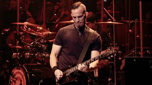 "ALTER BRIDGE To Release Career-Defining Concert Live At The Royal Albert Hall; ""Addicted To Pain"" And Trailer Videos Streaming"