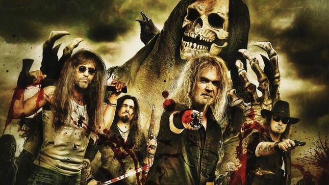 Grave Digger Debuts Zombie Dance Music Video Bravewordscom