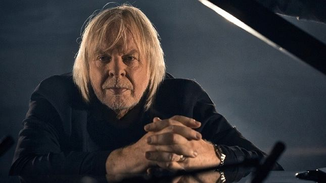 YES Keyboard Icon RICK WAKEMAN Releases Video Trailer For Piano Odyssey 2018 Tour
