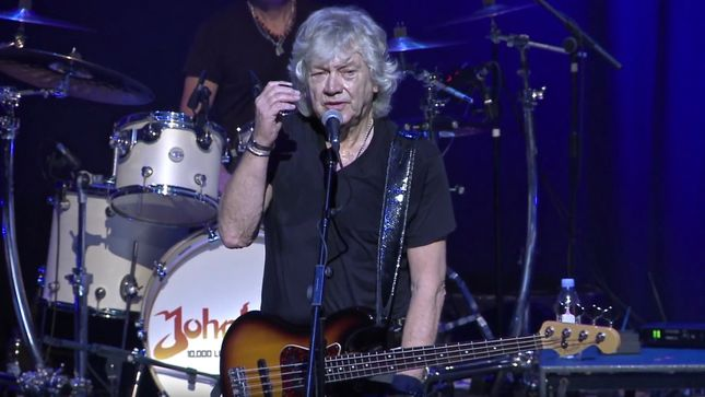 THE MOODY BLUES Bassist / Vocalist JOHN LODGE To Launch US Tour In October; Video Trailer Streaming